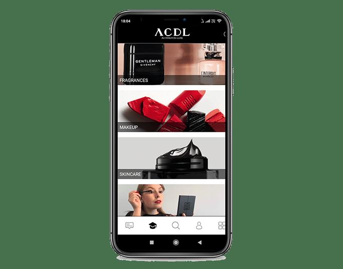 luxury sales training platform